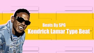 Kendrick Lamar Type Beat | Beats By SPG