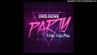Chris Brown - Party (Audio) Feat. Gucci Mane & Usher
