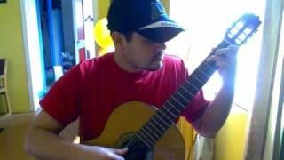Tony Orlando & Dawn KNOCK THREE TIMES-Toca Tres Veces (Classical Guitar - ) Jose Garcia
