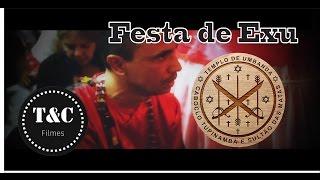 Festa de Exu No T.U de Umbanda Caboclos Tupinambá e Sultão das Matas
