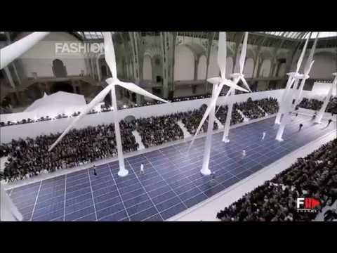 Chanel Spring Summer 2013 Paris Full Show