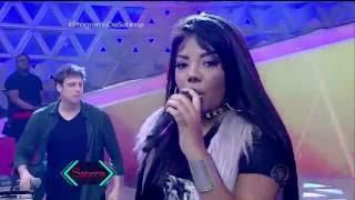 """Ludmilla - """"Halo"""" (Cover Beyoncé)   Programa da Sabrina"""