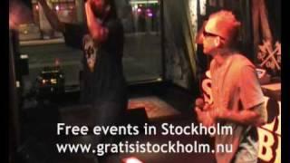 Swollen Members - Meltdown, Live at Lilla Hotellbaren, Stockholm 3(15)