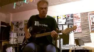 Sir Realistic - Nigel and me, Test: Electro Harmonix B9