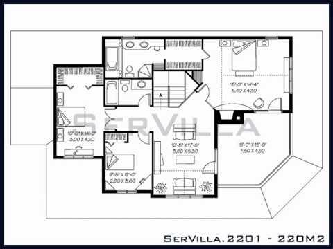 SerVilla Çelik Villa - SerVilla-2201 Modeli, çelik ev, çelik villa