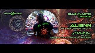 Alienn & Makida at Belgrade  ★ ALIENN Live pt5 ★