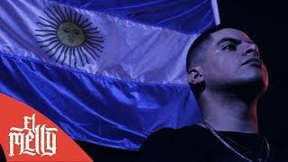 El Melly - Negro Con Actitud (Video Oficial)