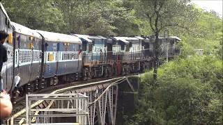 DANGEROUS TRAIN JOURNEY INDIAN RAILWAYS