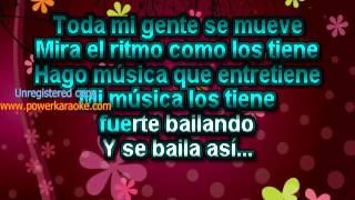 Jbalvin ft Willy William - Mi gente Karaoke