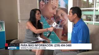 Anaí Urquidi conversó con Marco Merino, de Florida Blue, sobre planes de salud