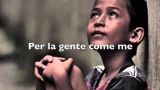 Dio fa' qualcosa, by Mietta