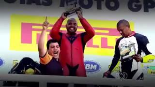 Goiás Moto GP - É tetra - Galvão Bueno - Tainan Vencedor -  Campeão