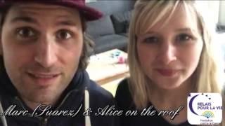 013 2015  Alice on the roof et Marc Suarez - #RPVMons2015