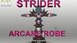 [NA] Arcane Robe for Strider (GD)