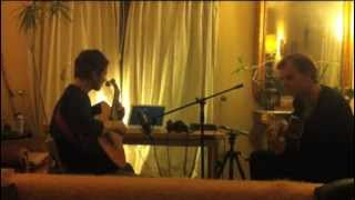 "Da Lata ""Oabano"" Bernardo Savill and Chris Franck guitar duo"