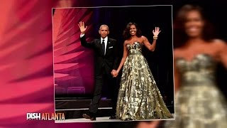 MICHELLE WASN'T THE FIRST LADY IN OBAMA'S HEART