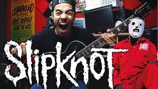 What If SLIPKNOT Was Dubstep? (PSYCHOSOCIAL Guitar Remix)