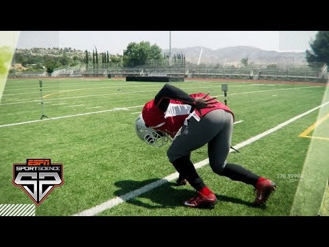 Download Video What Makes Tyreek Hill The Fastest Player In The NFL? | Sport Science