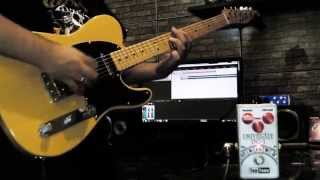 Top Tone: DRIVE GATE DG-1 ( Money For Nothing - Cover ) - Telecaster