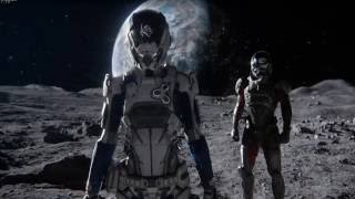 MASS EFFECT: Andromeda - Initiative Briefing / Welcome / Orientation
