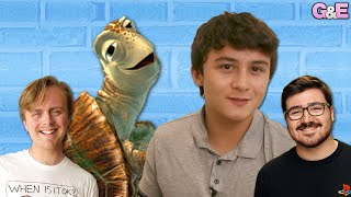 Michael Reeves Really Hates Turtles - The Gus & Eddy & Michael Podcast