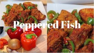 Peppered Fish Recipe