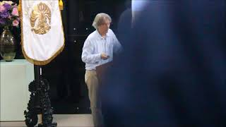 Public Lecture: Prof Martin Everaert