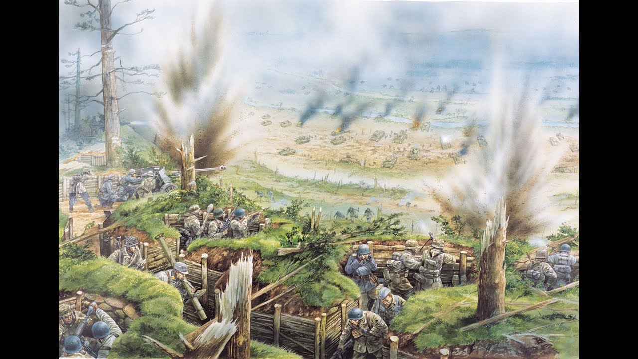 Battle of the Seelow Heights 1945