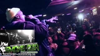 Smoke DZA Live at Simons 677 Providence - Presented By: The Juice//Keynote Company//Hard Knoc Ent.