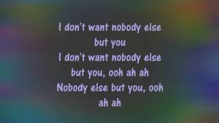 Nobody else but you lyric ~trey songz