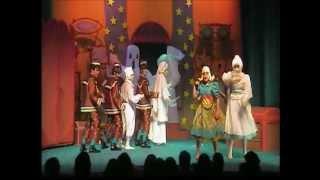 """musical PLUFT! O fantasminha - """"O bom e velho rock'n'roll"""" (Leo Mendonza)"""