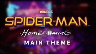 Spider-Man: Homecoming Theme - Michael Giacchino At 50