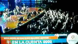 Complicated-Avril Lavinge-En Vivo Teleton 2009
