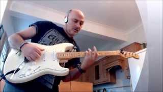 AGUAS de MARCO - Cover Guitar by Neil Bussey