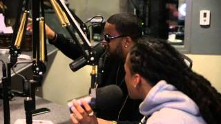 HB The Engineer & K'Ron get interviewed by Tony Redz on WPGC 95.5 Part 2