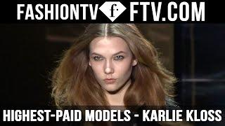 FashionTV Presents World's Highest-Paid Models - Karlie Kloss | FashionTV