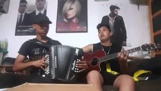 Popurri corridos acordeon y guitarra (soy el mismo, del negociante, el americano, quien te entiende)
