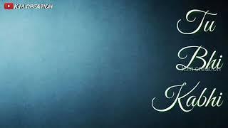Zaalima / song / lyrics / WhatsApp / status / video