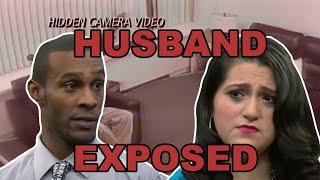 Hidden Cameras Catch An Abusive Husband: Part 1 | The Steve Wilkos Show