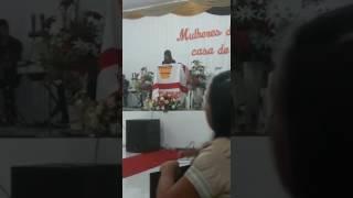 Cantora Jomhara cantando Pai Celeste do lp Doce Amanhã  em Manacapurú-AM