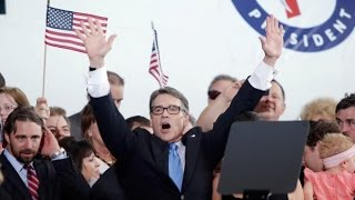 Oh My God: Rick Perry's 2016 Presidential Campaign Theme Song