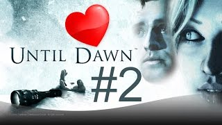 СОВСЕМ НЕМНОГО ДО ИНТИМА ( ͡° ͜ʖ ͡°) (Until Dawn) #2