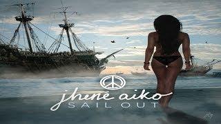 Jhené Aiko - Stay Ready (ft. Kendrick Lamar) **[SONG+LYRIC VIDEO]** HD **BRAND NEW 2013**