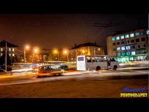 Lutsk (Луцьк) Ukraine (1080p) TimeLapse