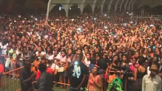 ANSELMO RALPH Curtiçao Show Moçambique 2013