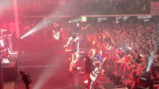Jet Lag (ft Christina Parie) - Simple Plan [Live at Eatons Hill Hotel Brisbane, 9 June 2012]