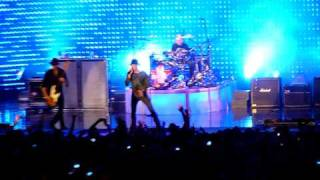 Stone Temple Pilots - Plush, live in Chicago, August 20 , 2010