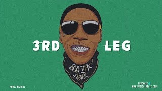 "[SOLD] Dancehall Riddim Instrumental 2017 | ""3RD LEG"" | Vybz Kartel Type Beat | Prod. Wizical"
