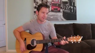 Rock The Casbah (The Clash Acoustic Cover by Ryan Bailey)