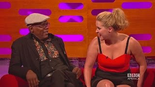 Amy Schumer and Samuel L. Jackson take CHARGE - The Graham Norton Show
